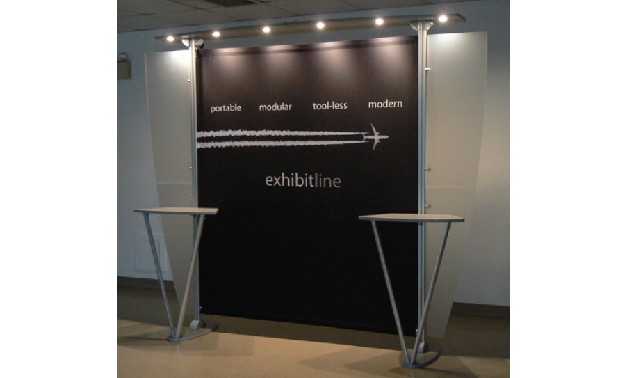 Exhibitline Linear Displays