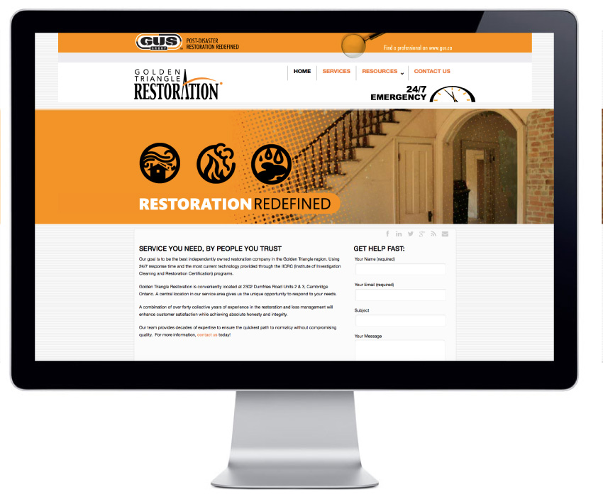 GUS-Golden-Triangle-Restoration-Wordpress-Web-Site